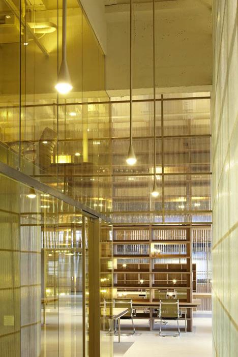 サムネイル:KUUによる上海のオフィス「FUTOWN OFFICE」