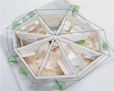 サムネイル:篠崎弘之建築設計事務所が設計した宇都宮の住宅「House I」のオープンハウスが開催[2013/10/27]