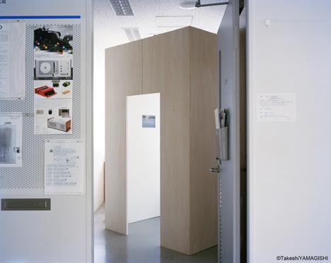 サムネイル:青木弘司 / 青木弘司建築設計事務所による大学研究室のインテリア「門脇研究室」