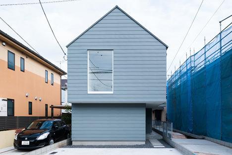 サムネイル:二俣公一 / ケース・リアルによる東京の住宅「弦巻の家」