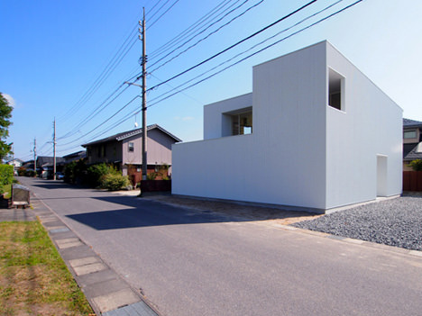 サムネイル:木村智彦 / グラムデザインによる鳥取県境港市の住宅「夕日ヶ丘の家」