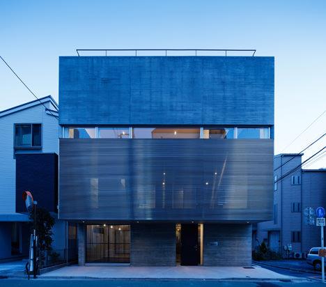 サムネイル:黒崎敏 / APOLLO Architects & Associatesによる東京の住宅「CALM」