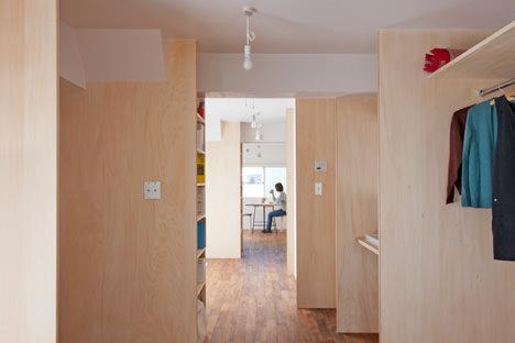 サムネイル:藤田雄介 / Camp Design inc.+スマサガ不動産による「袖壁の住宅」