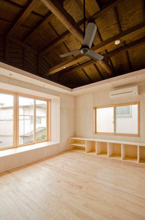 サムネイル:宮城島崇人+土井亘による東京豊島区の「雑司ヶ谷のシェアハウス」