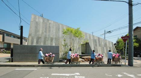 サムネイル:服部信康 / 服部信康建築設計事務所による愛知県西春日井郡の住宅「石動邸」
