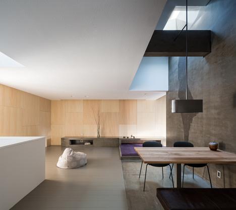 サムネイル:フォルム・木村浩一建築研究所による滋賀・東近江の住宅「奏でる家」