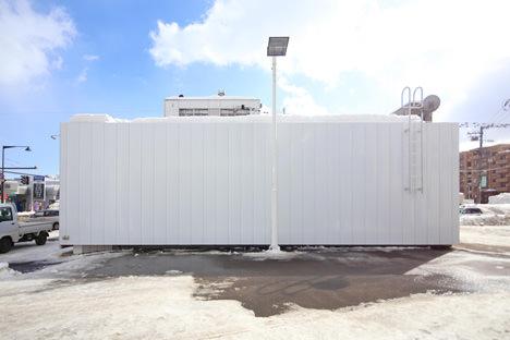 サムネイル:ツバメアーキテクツによる北海道・札幌の「北海道日本ハムファイターズ CLUB HOUSE」