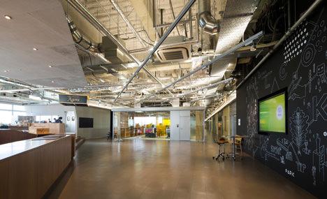 サムネイル:成瀬・猪熊建築設計事務所による「KOIL 柏の葉オープンイノベーションラボ」