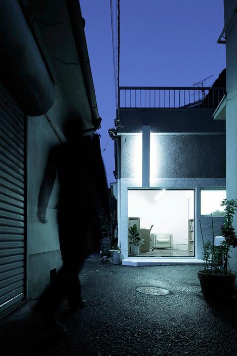 サムネイル:村田純 / JAM.による大阪の「清州の住宅 / House for Installation」