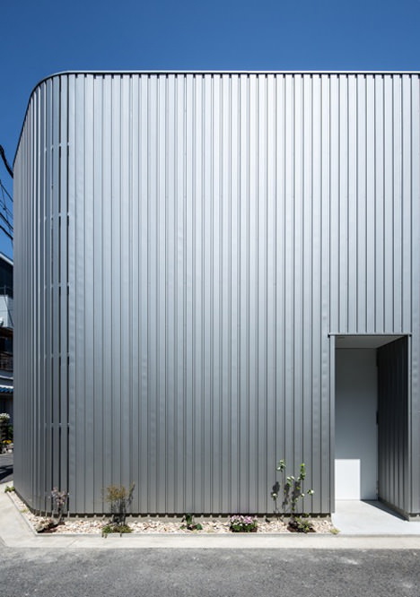 サムネイル:arbolによる大阪府堺市の住宅「鳳の家」