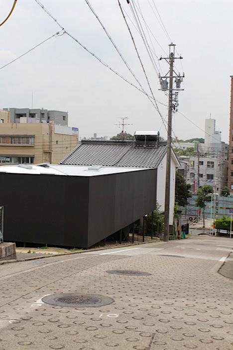 サムネイル:宇野友明による名古屋の住宅「川名山の家」