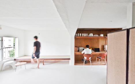 サムネイル:能作淳平 / 能作淳平建築設計事務所による「富士見台団地のリノベーション」