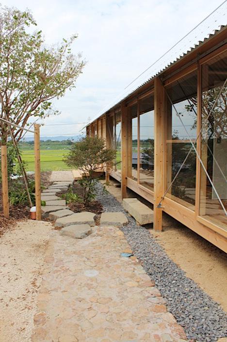 サムネイル:宇野友明による豊田市の住宅「高橋町の家2」