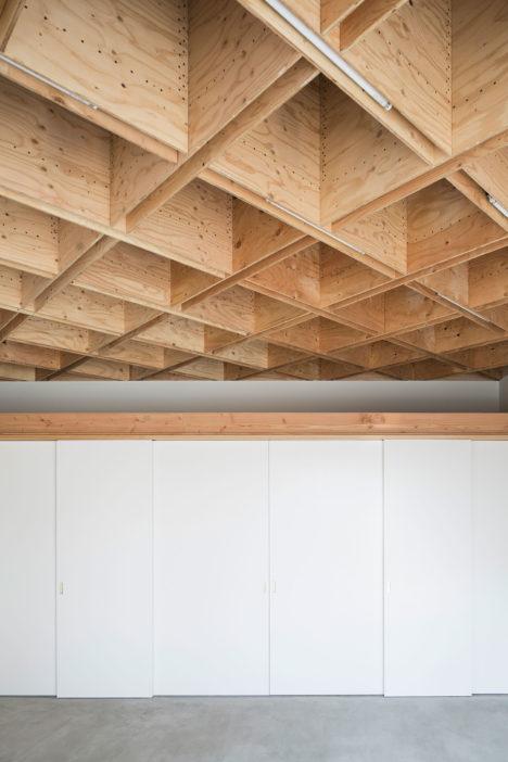 サムネイル:渡辺隆建築設計事務所による静岡・磐田の「磐田市北部地域包括支援センター」