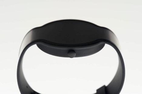 サムネイル:TAKT PROJECTによる、電子ペーパーを使用し、様々なパターンのデザインを楽しむ事が出来る腕時計「FES Watch」