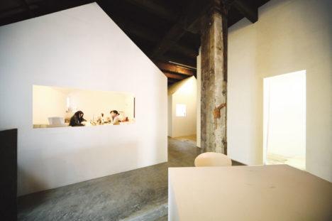 サムネイル:五十嵐淳による北海道札幌市のオフィス兼店舗「MUSEUM」