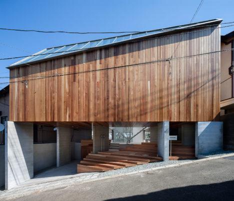 サムネイル:岸本和彦 / acaaによる神奈川県横浜市の住宅「Casaさかのうえ」