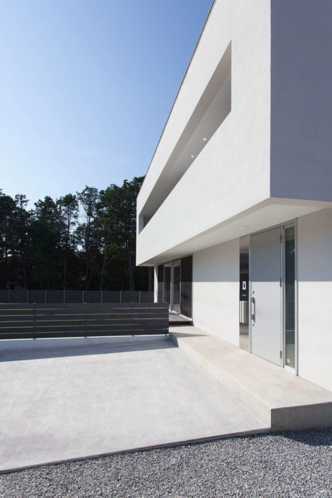 サムネイル:増田建築計画事務所による静岡県浜松市の「住宅 和合」