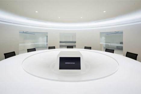 サムネイル:大野力 / sinatoによる、メディア企業のオフィス「KADOKAWA DWANGO」