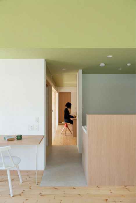サムネイル:大野力 / sinatoによる集合住宅の1室のリノベーション「Fujigaoka T」