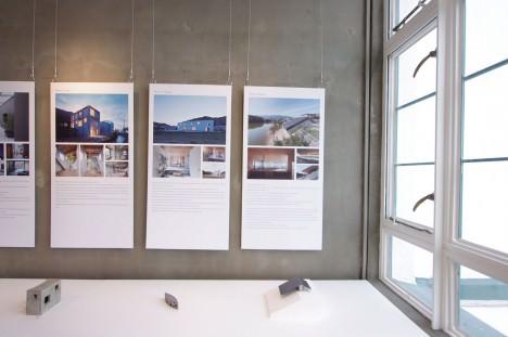 サムネイル:谷尻誠・吉田愛 / SUPPOSE DESIGN OFFICEの、香港・GOOD DESIGN STORE内ギャラリーでの建築展「MULTIPLE SCALE」の会場写真