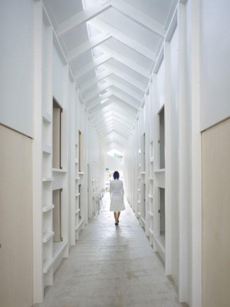 サムネイル:竹口健太郎+山本麻子 / アルファヴィルによる和歌山の「高野山ゲストハウスKokuu」
