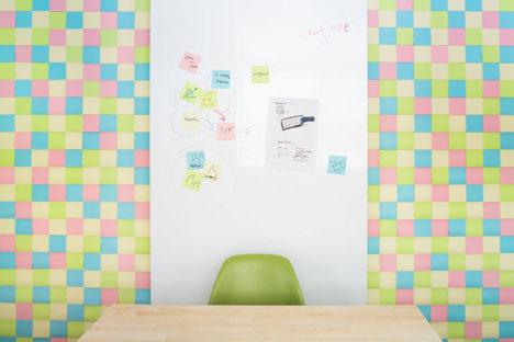 サムネイル:TAKT PROJECTが、ヤマハ株式会社のためにデザインした共創スペース「YAMAHA !/F」