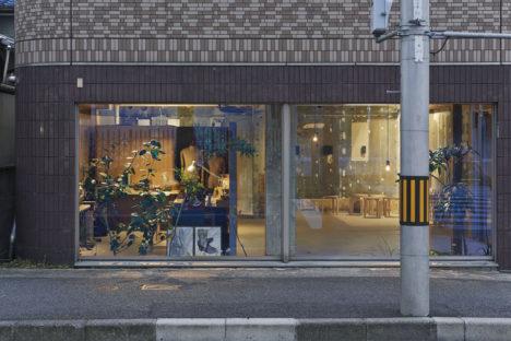 サムネイル:今津康夫 / ninkipen!による、京都のアトリエ兼ギャラリー「HA-HA APATMENT INC.」