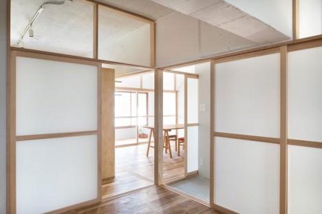 サムネイル:藤田雄介 / Camp Design inc.による「芦花公園の住宅」