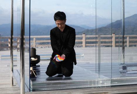サムネイル:吉岡徳仁への「ガラスの茶室 − 光庵」についてのQ&A