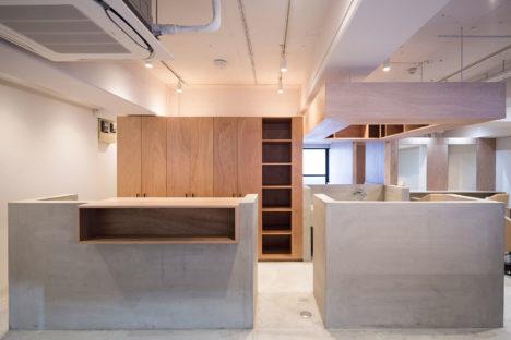 サムネイル:ツバメアーキテクツによる「三田の美容室 UNP(A)S」