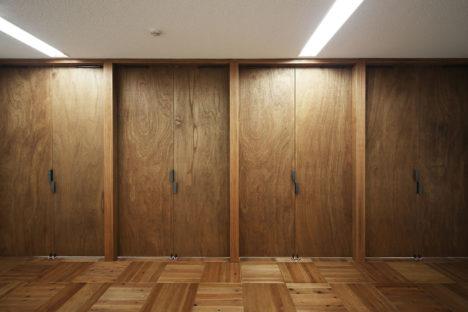 サムネイル:ツバメアーキテクツによる、オフィスの増床計画「青山一丁目のオフィス」