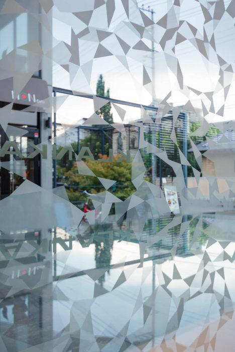 サムネイル:香取建築デザイン事務所による、茨城県つくば市のジュエリーショップの内装計画「KLANKA」