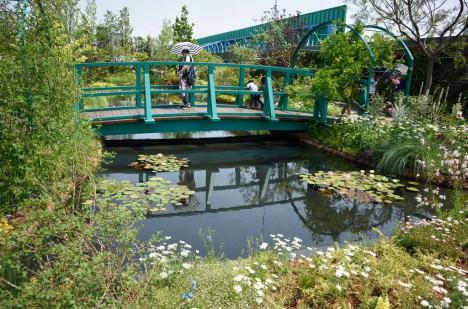 サムネイル:トラフ建築設計事務所による、西武池袋本店の屋上の改修計画「食と緑の空中庭園」