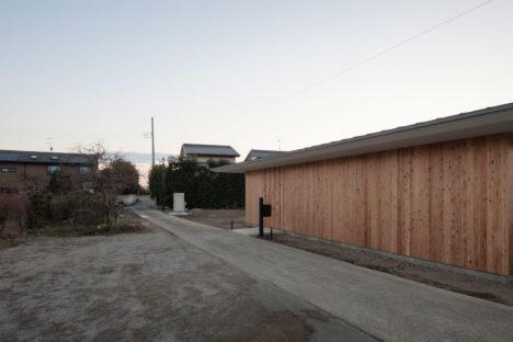 サムネイル:荒木信雄 / The Archetypeによる、埼玉の住宅「深谷の家」