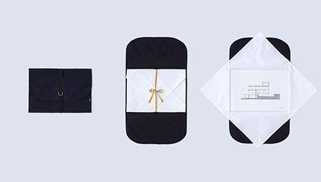 サムネイル:difottによる、プレゼンテーションのプロセスをデザインする図面ケースの写真など