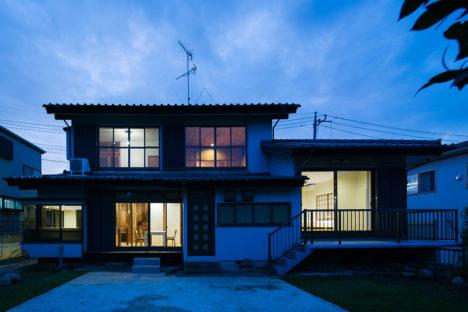 サムネイル:長坂常 / スキーマ建築計画が改修を手掛けた、埼玉県川口市の「鳩ヶ谷の家」