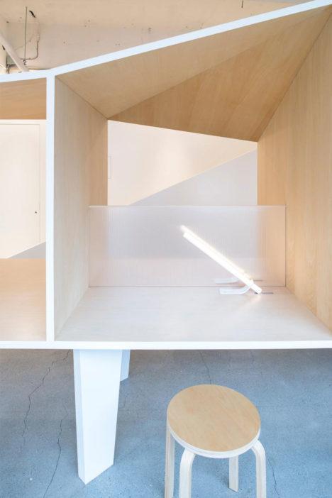 サムネイル:SIL Design Office + Buttondesignによる、オフィス「株式会社スキーマ 渋谷オフィス」