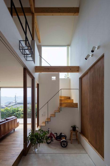 サムネイル:arbolによる、奈良の住宅「生駒の家」