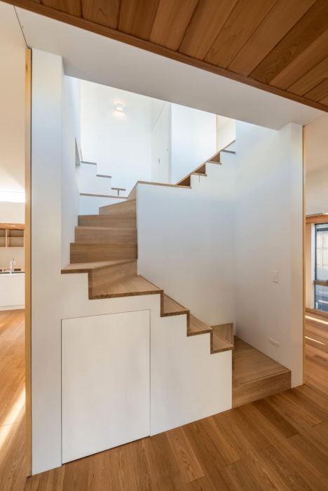 サムネイル:諸江一紀建築設計事務所による、愛知の「岡崎の住宅」