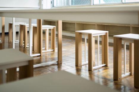 サムネイル:長坂常 / スキーマ建築計画による「W/スタジオリノベリングのためのワークショップ家具」