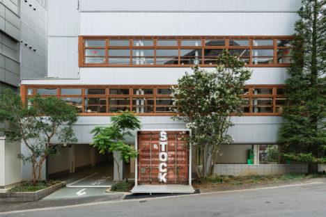サムネイル:尾形良樹 / 尾形良樹+SALTによる、東京の、既存倉庫を改修したシェアオフィス「STOCK Share Office」
