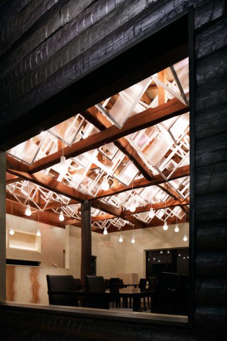 サムネイル:落合守征デザインプロジェクトによるレストラン「Dream Dairy Farm Restaurant」