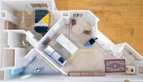 サムネイル:田中裕之建築設計事務所による、東京の「東日本橋の家」を記録した映像