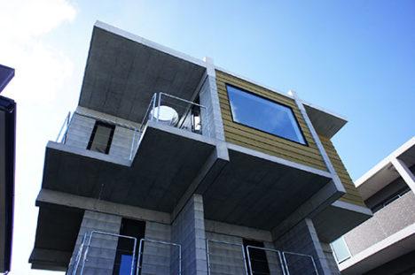 サムネイル:篠崎弘之建築設計事務所による、新潟の住宅「House B」の内覧会が開催[2015/11/14・15]