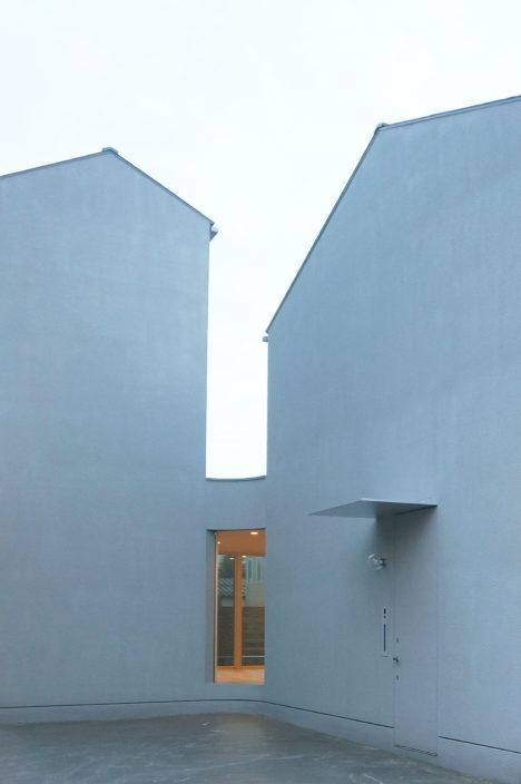 サムネイル:一級建築士事務所HYADによる、福井県福井市の「日之出の住宅」
