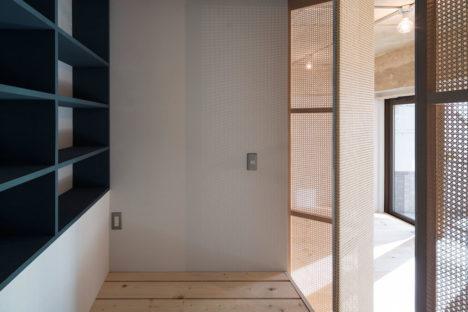 サムネイル:元木大輔 / Daisuke Motogi Architectureによる、東京都台東区の、賃貸用ワンルームの改修「ネスト上野」