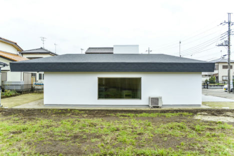 サムネイル:kurosawa kawara-tenによる、千葉県千葉市の住宅「Oさんのための家」