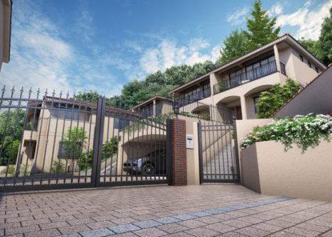 00神戸ハウス北野(1000年集合住宅)