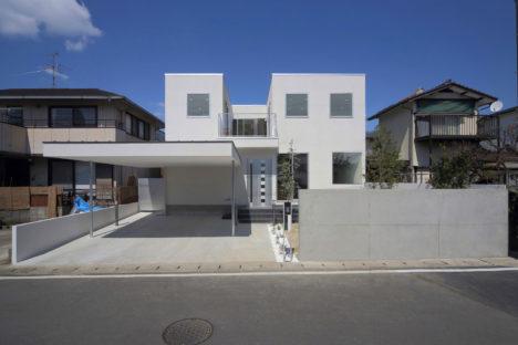 サムネイル:内野吉貴 / YDS建築研究所による、「熊本の住宅」